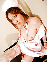 Newhalf MILF who loves to be fucked